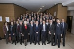 Photos de groupe Medef
